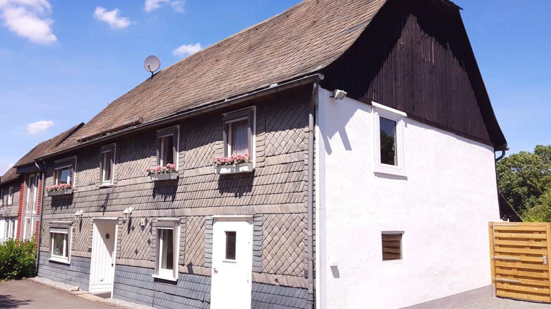 Goedkoop vakantiehuis vlakbij Winterberg